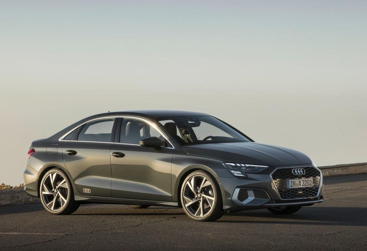 Yeni Audi A3 Sedan Karşımızda!