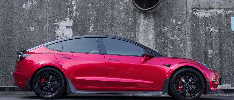 RevoZport, Model 3R Evo'yu tanıttı.