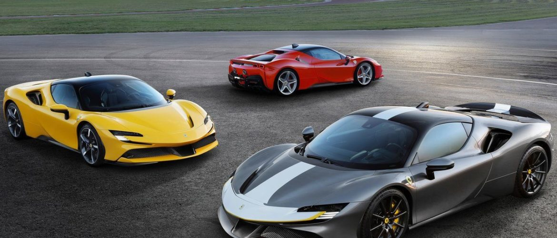 Ferrari, karlılıkta rakip tanımıyor.