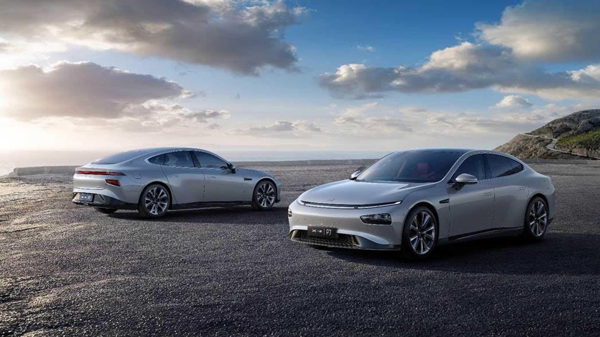 Çin'in Model 3'e Cevabı: Xpeng P7.