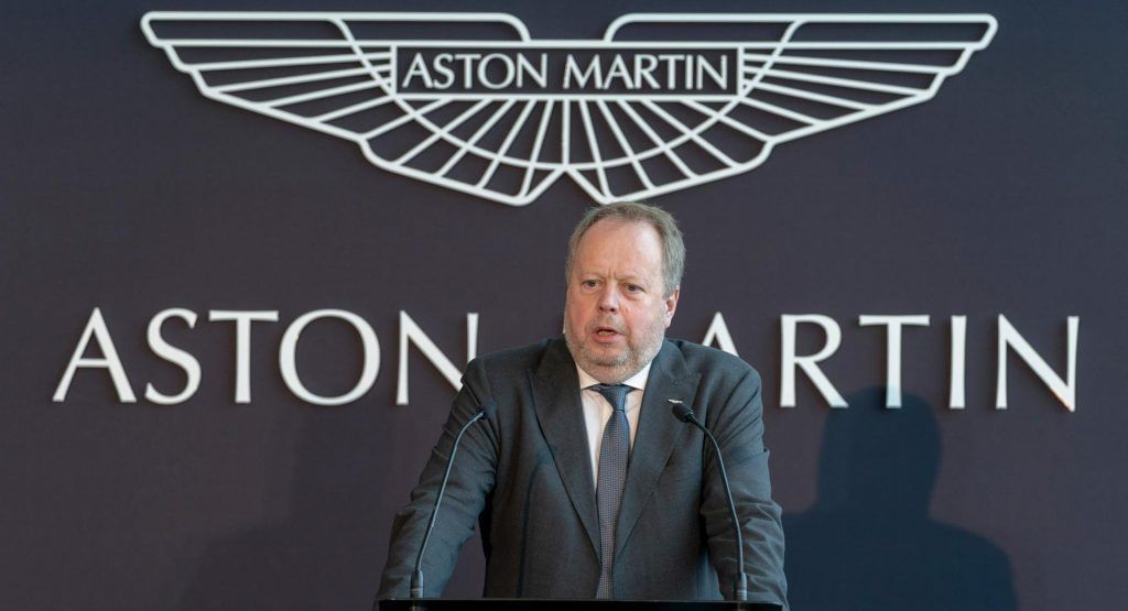 Aston Martin artık Tobias Moers'e emanet!
