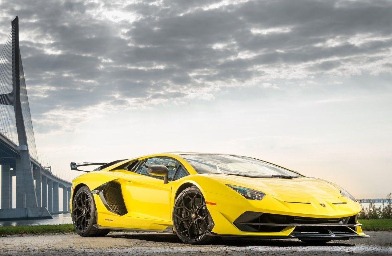 Yeni Lamborghini ile yarın tanışıyoruz.
