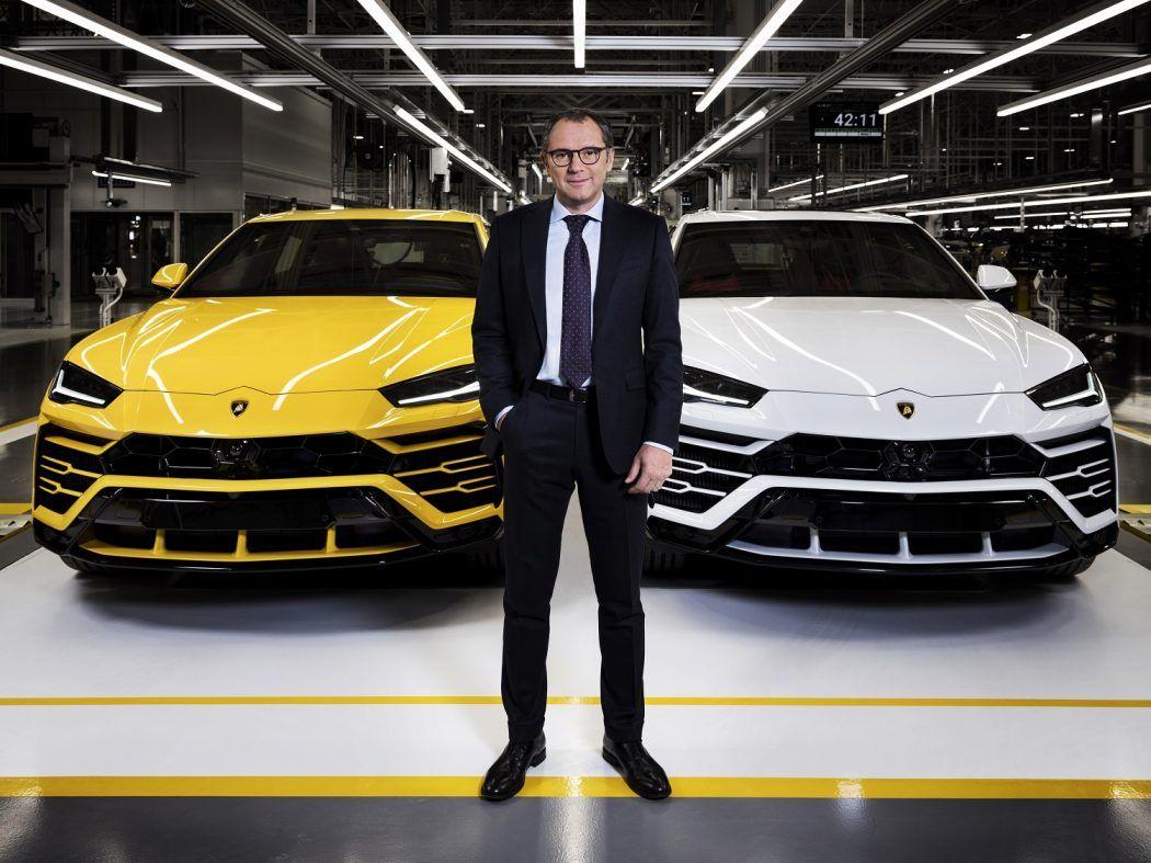 Lamborghini otomobil fuarlarını artık önemsemiyor.