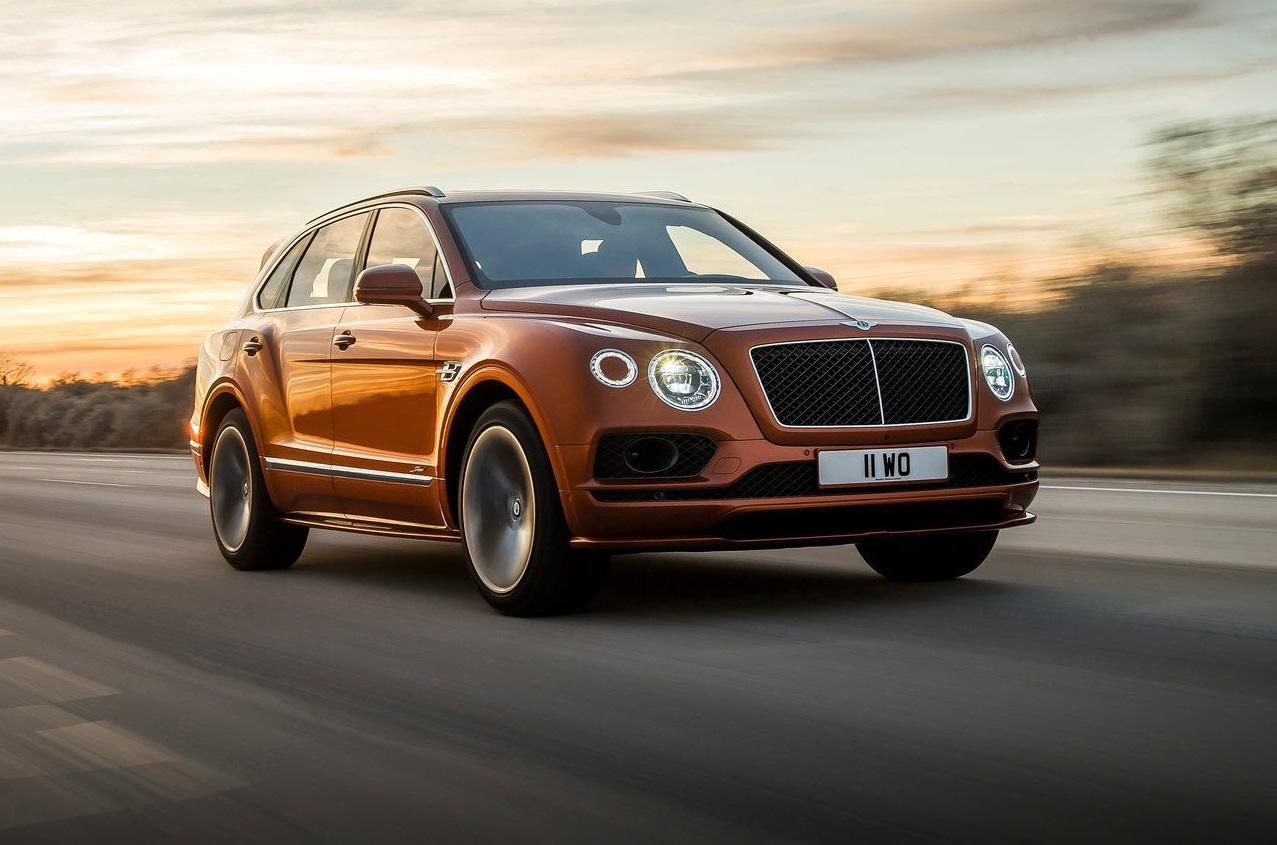Bentley, günde 13.7 adet Bentayga satıyor!