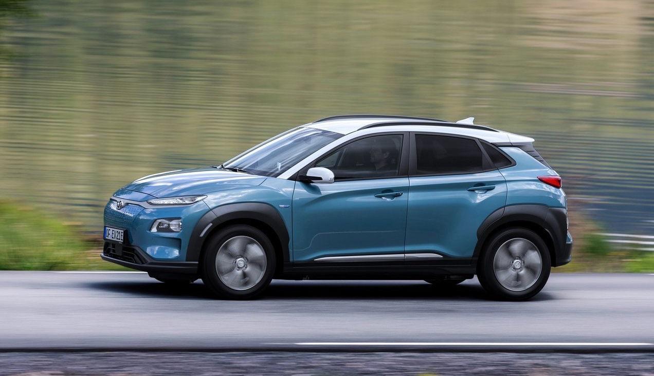 Hyundai'nin elektrikli otomobillerdeki pazar payı dikkat çekiyor.