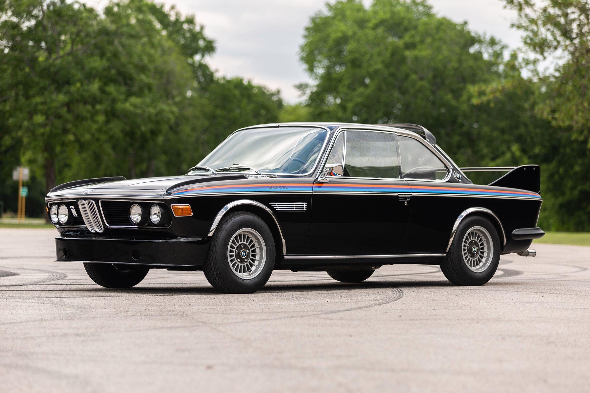 Bu müthiş 1972 BMW 3.0 CSL satılık!