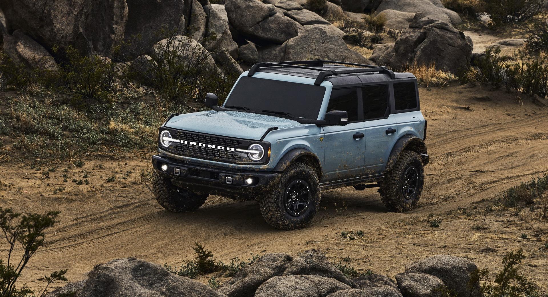 Ford Bronco sonunda tanıtıldı.