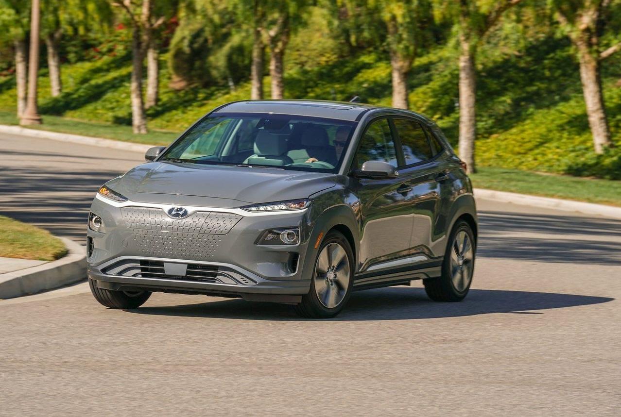 Hyundai Kona Electric, Menzil Rekoru Kırdı!