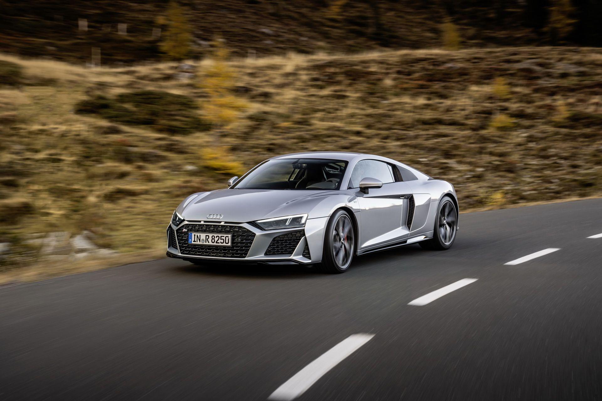 Audi R8'in geleceği tehlikede olabilir.
