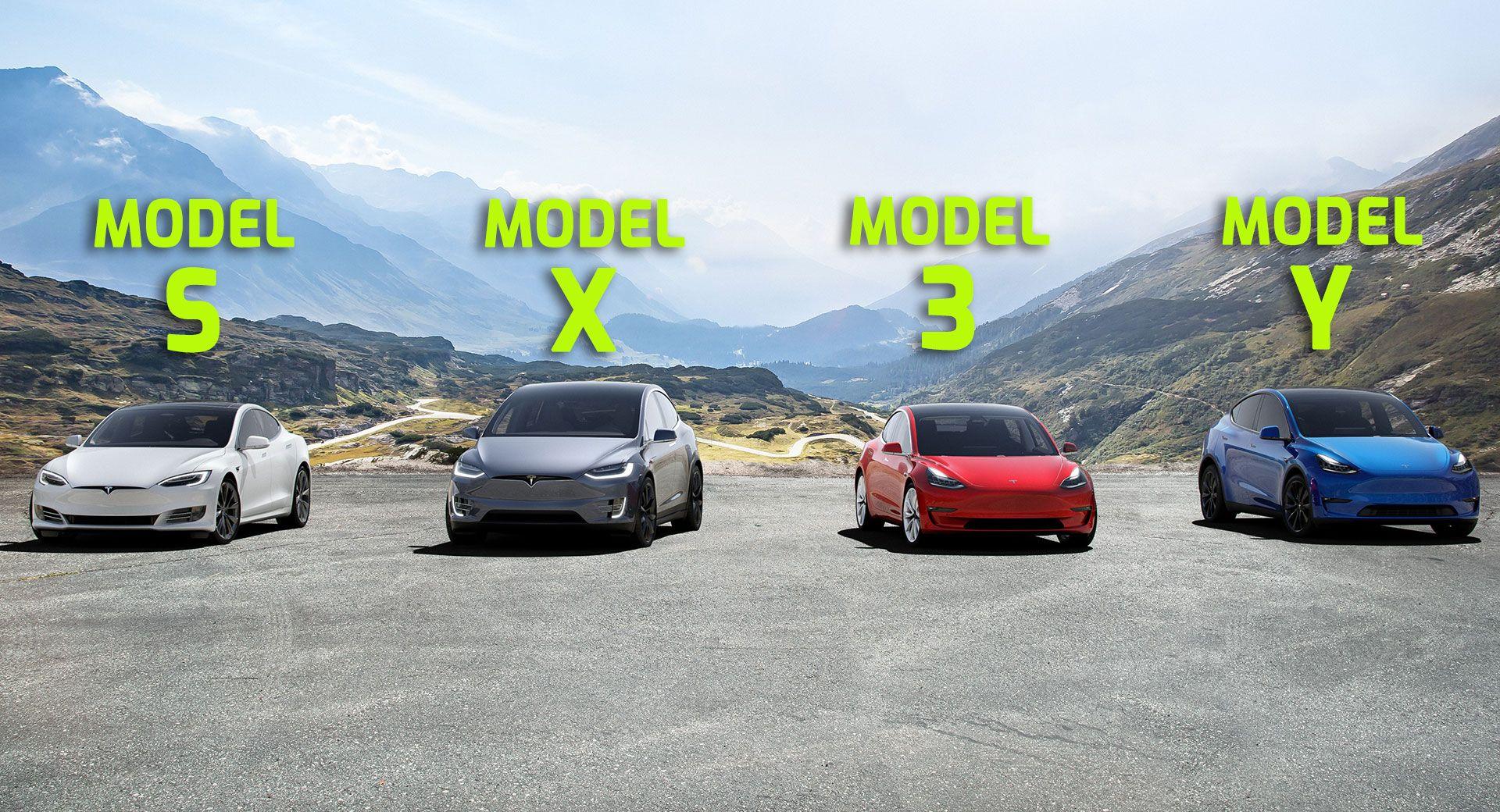 Sizce en hızlı Tesla modeli hangisidir? S? 3? X? Y?