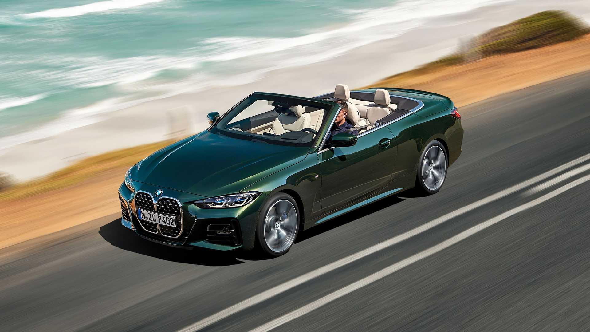 BMW 4 SERİSİ CONVERTIBLE'I TANITILDI