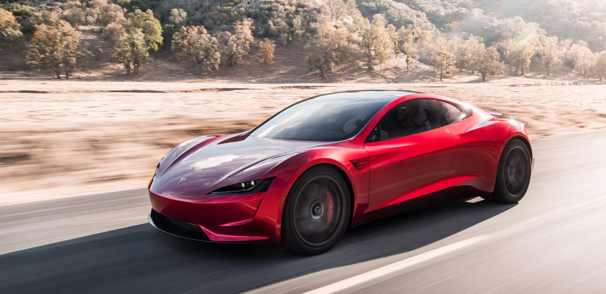 Tesla Roadster 2021'de Ring'e çıkacak
