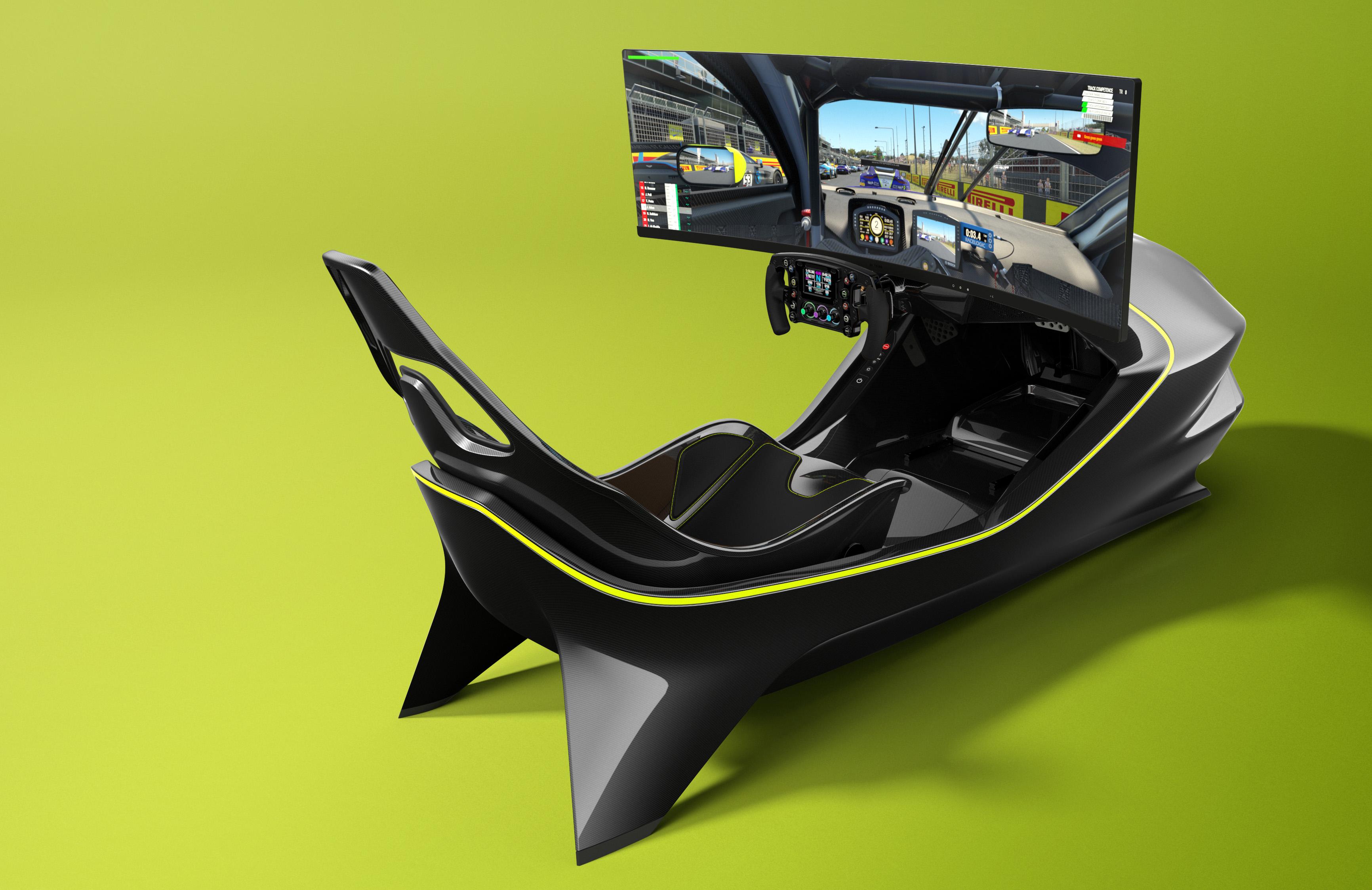 Aston Martin bu kez sanal yarışçıları donatıyor