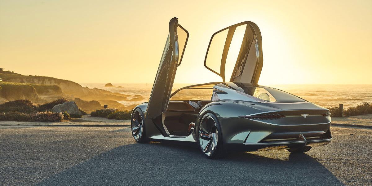 Bentley 2030'dan itibaren elektriğe geçecek