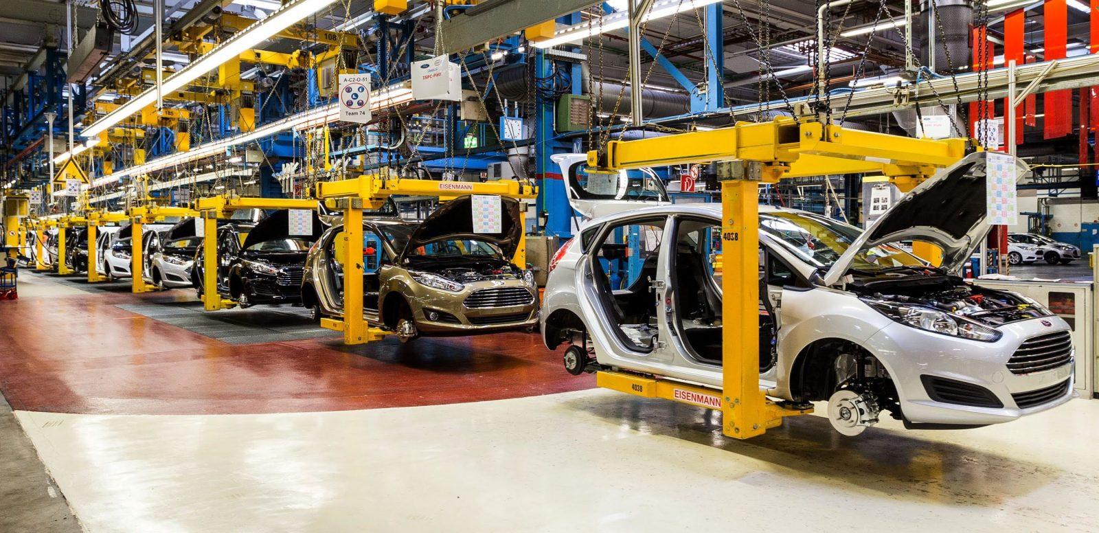 Ford elektrikli otomobilini üretmek için Almanya'yı seçti