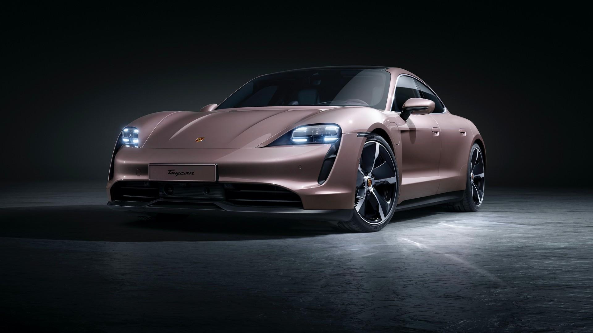 Porsche'den Taycan'a baz versiyon