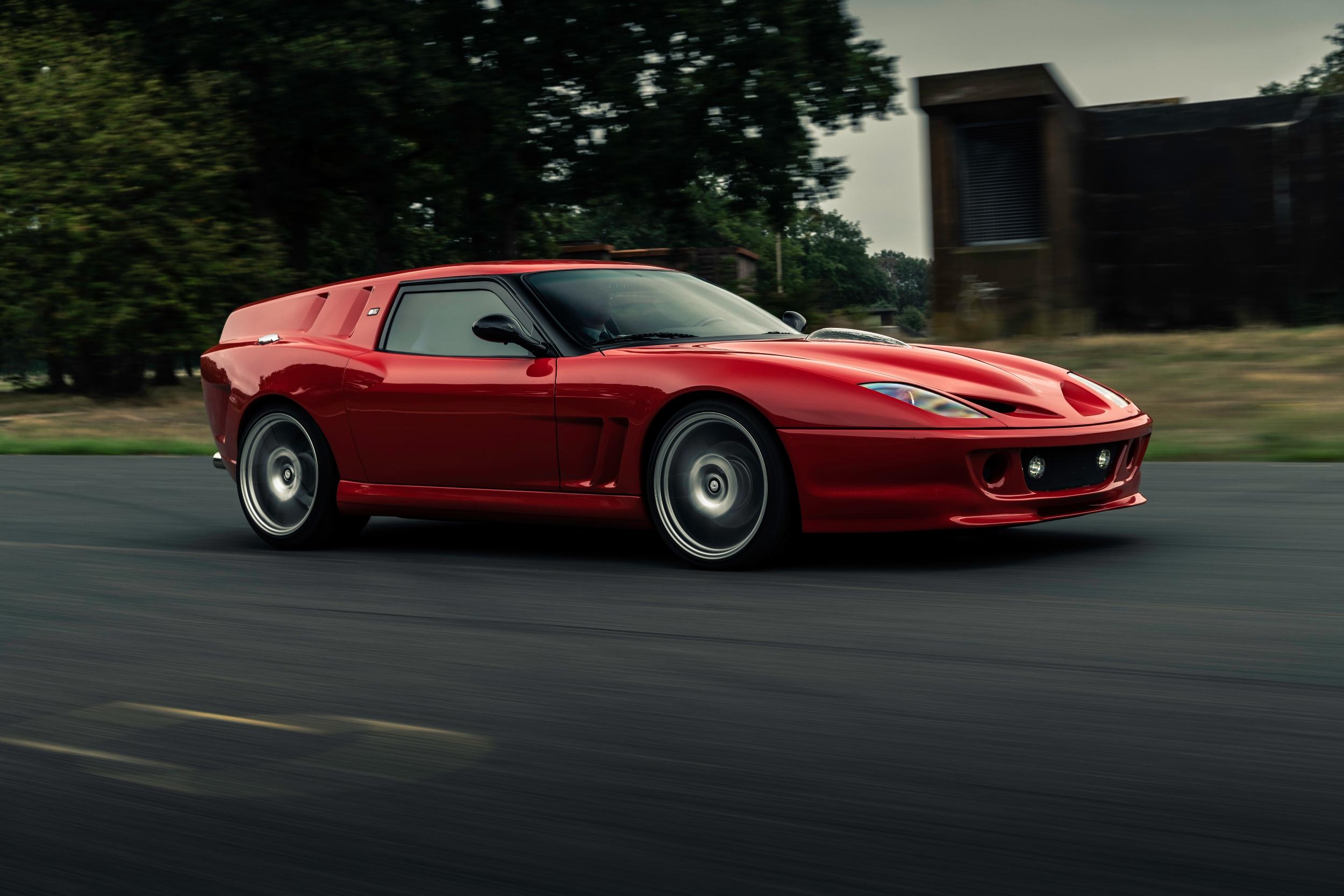 Tarihin tozlu sayfalarındaki Ferrari yeniden hayat buldu