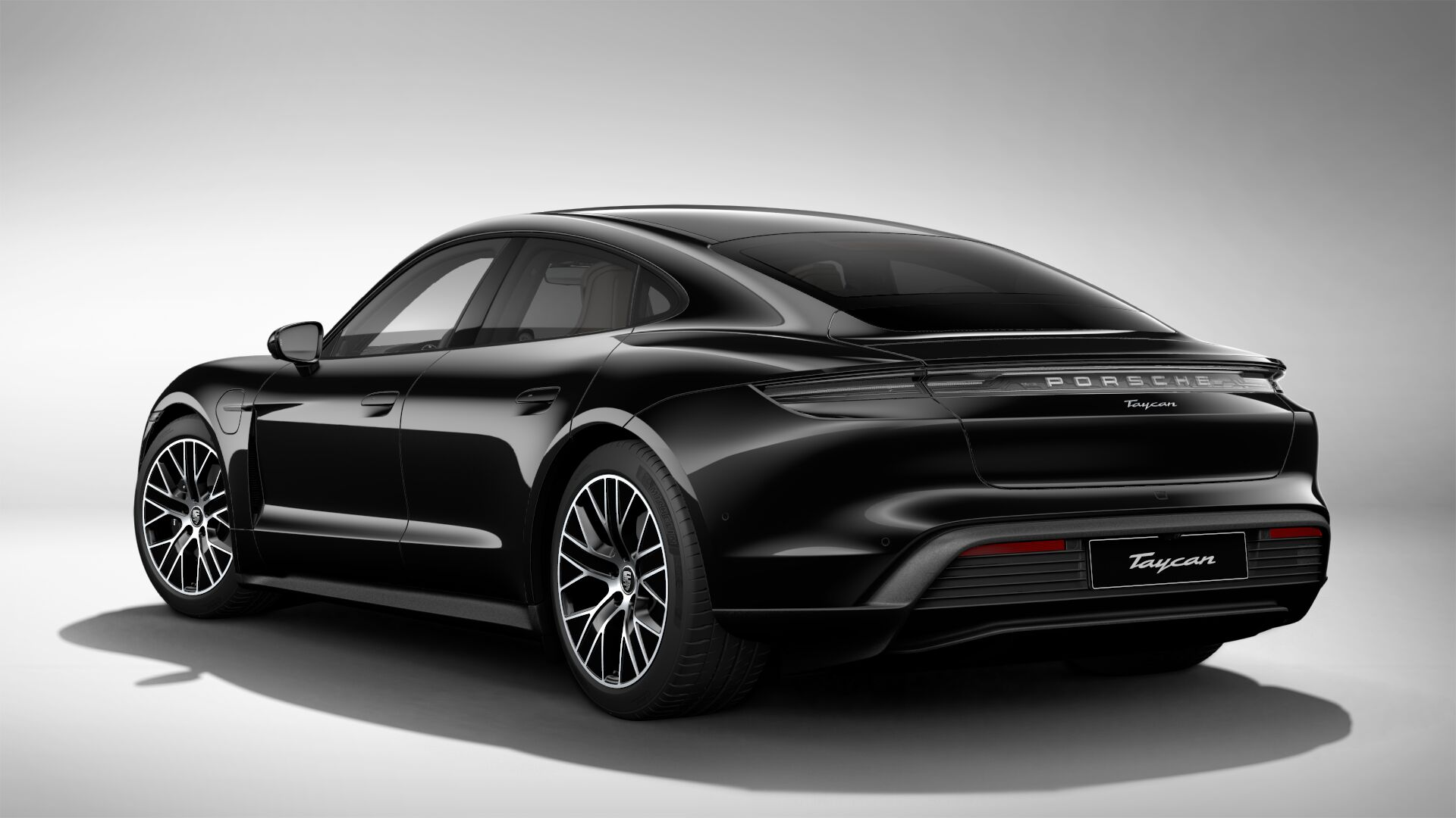 2021 Porsche Taycan Performance Plus RWD