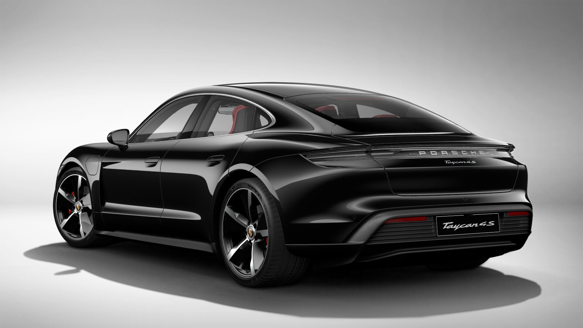2021 Porsche Taycan 4S Performance Plus
