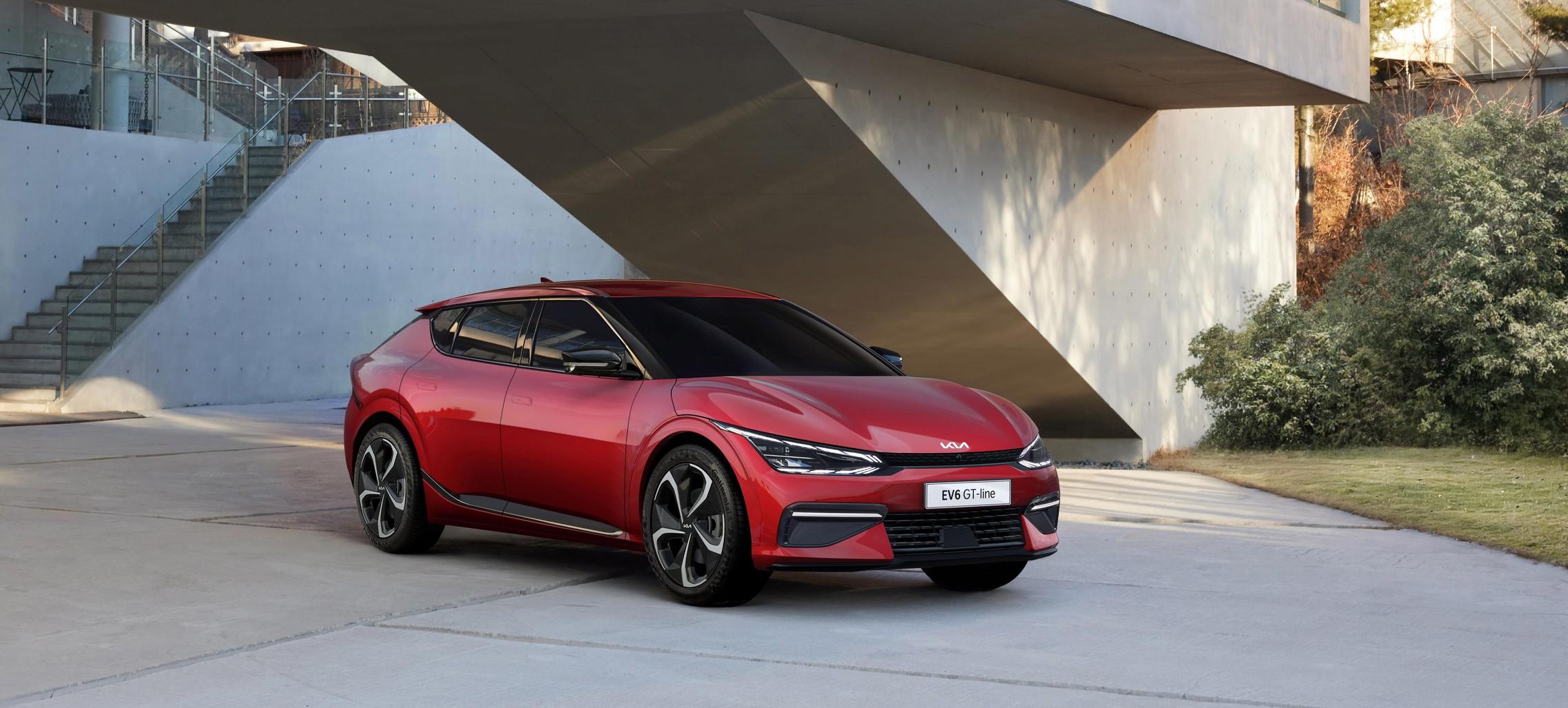 Kia'dan yeni elektrikli: EV6