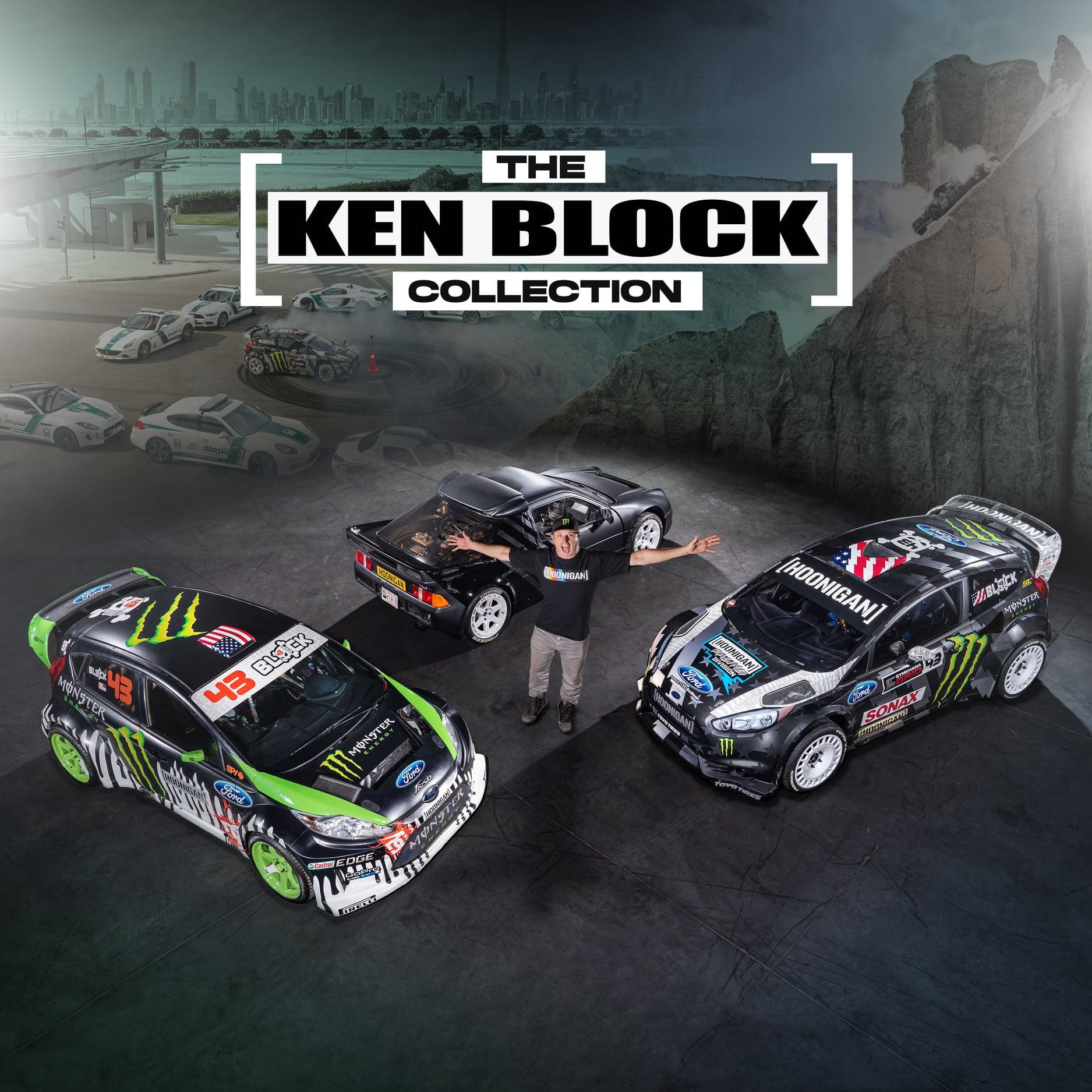 Ken Block'tan satılık Fiesta