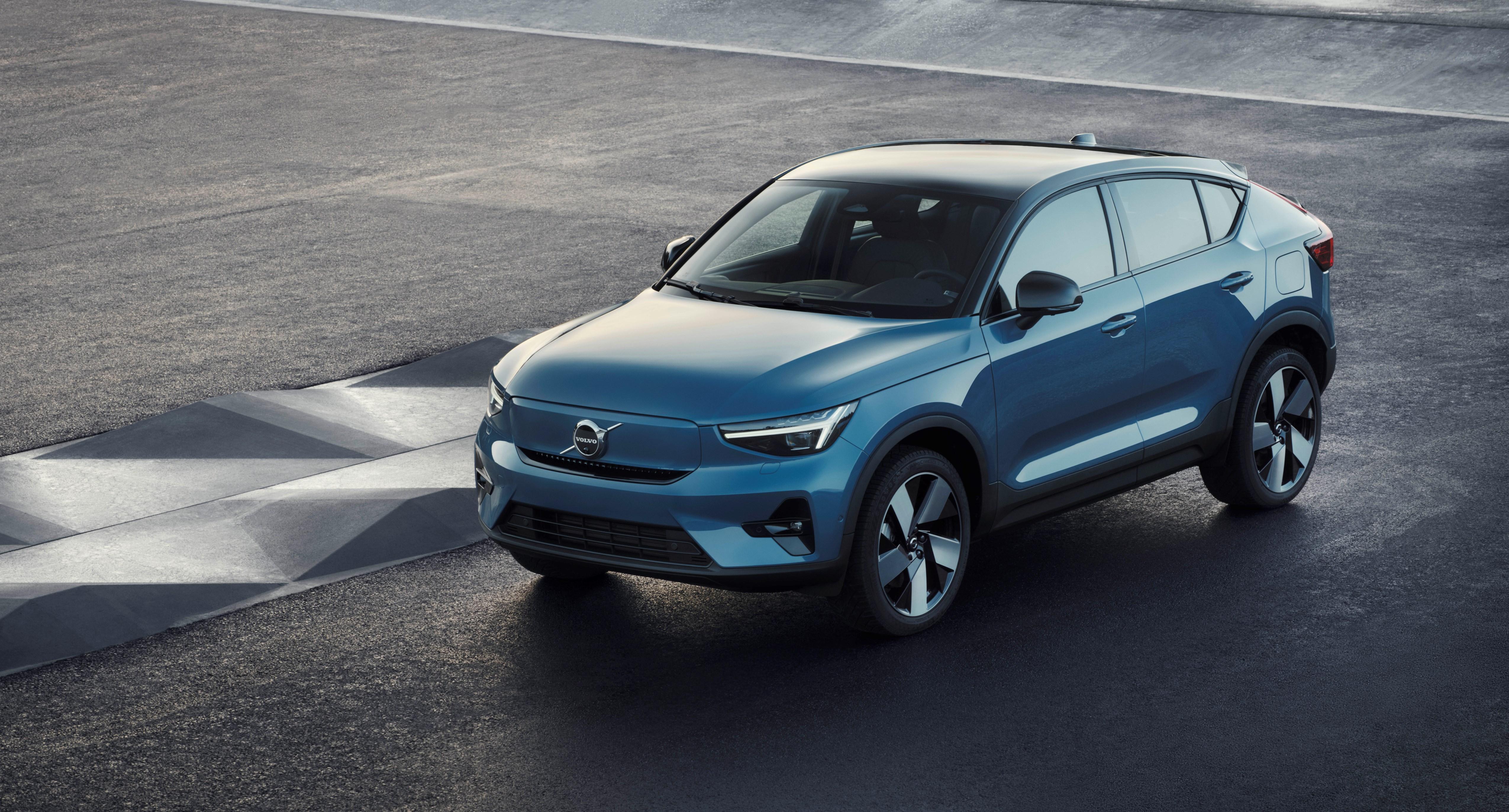 Volvo yeni Recharged modeli C40'ı tanıttı