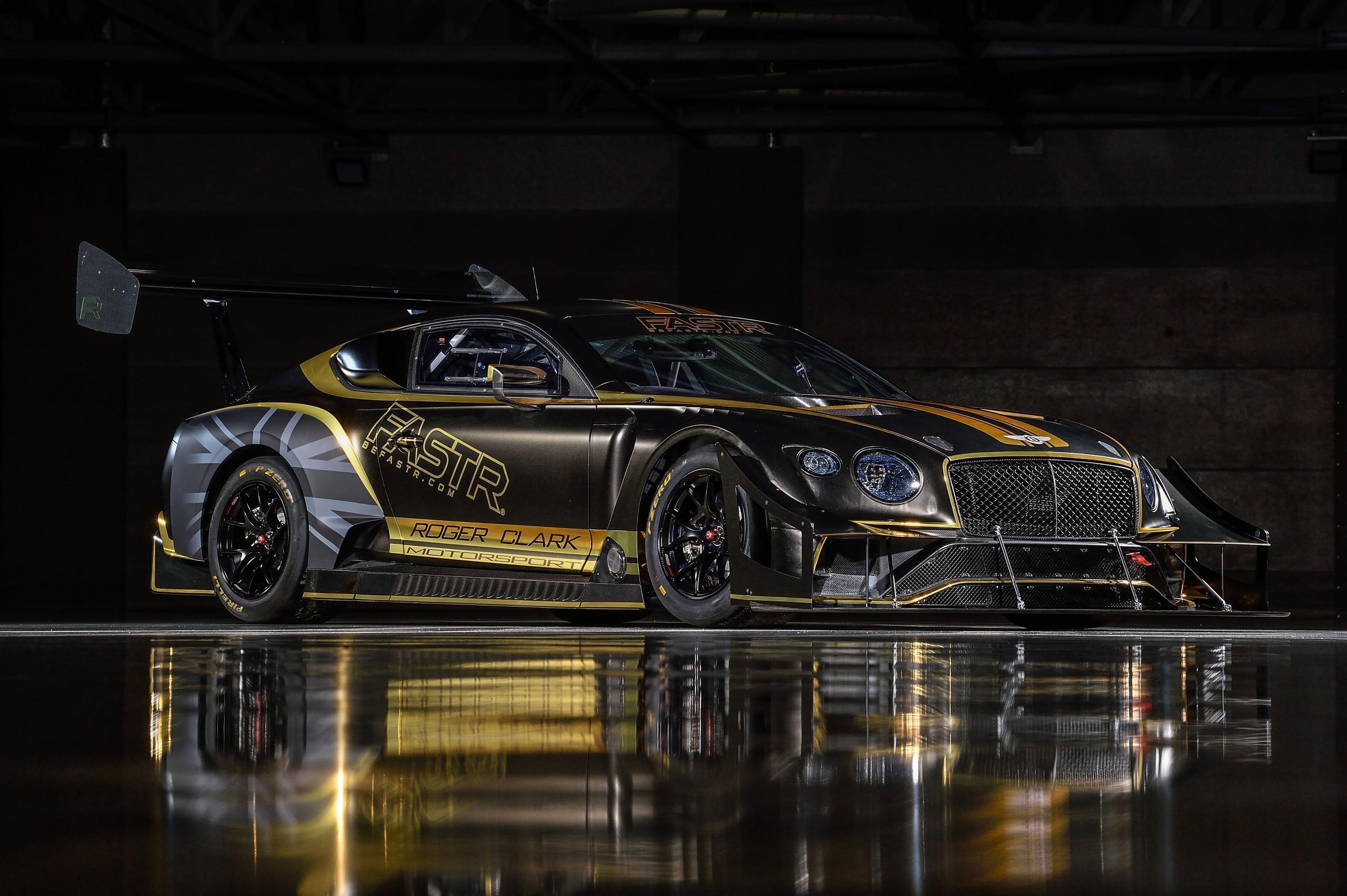 Bentley, Pikes Peak'te alternatif yakıtlı Continental GT3 ile yarışacak