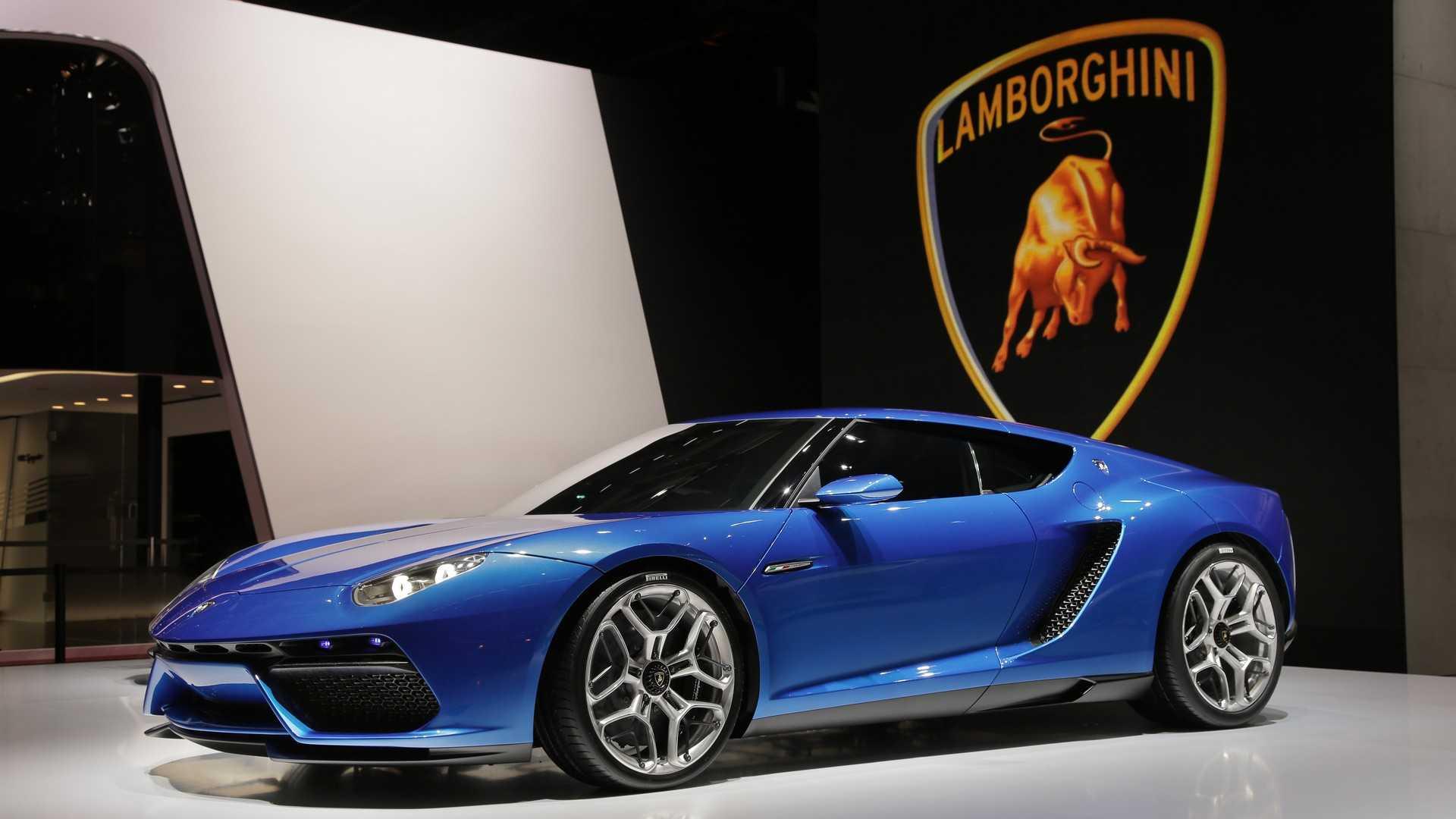 Lamborghini'den EV sinyalleri gelmeye başladı