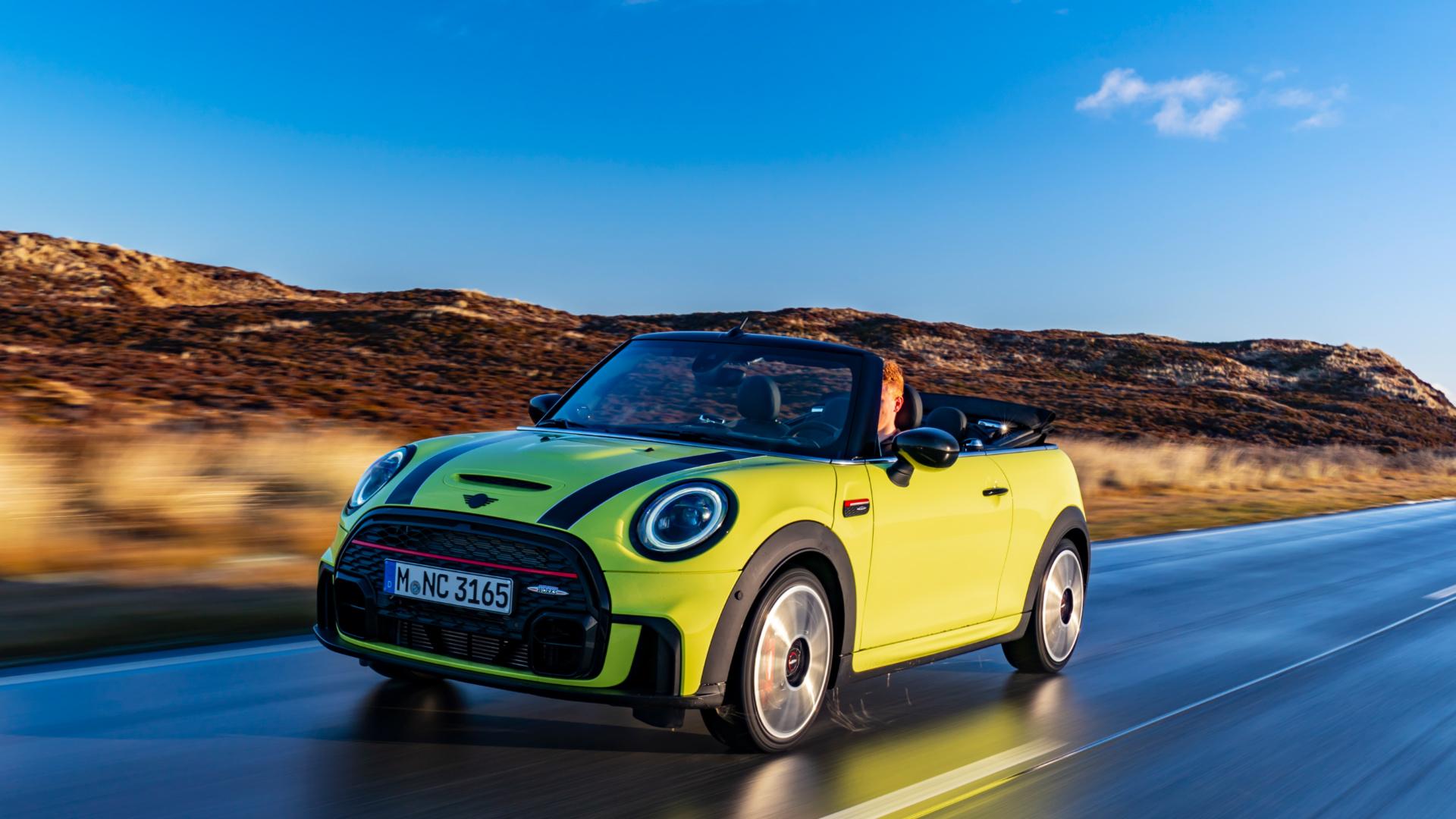 Yeni nesil MINI Cabrio elektrikle gelecek