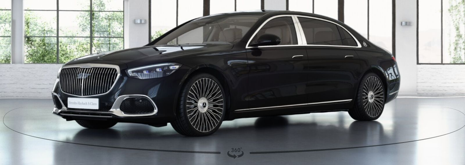 2021 Mercedes-Maybach S 580 4Matic