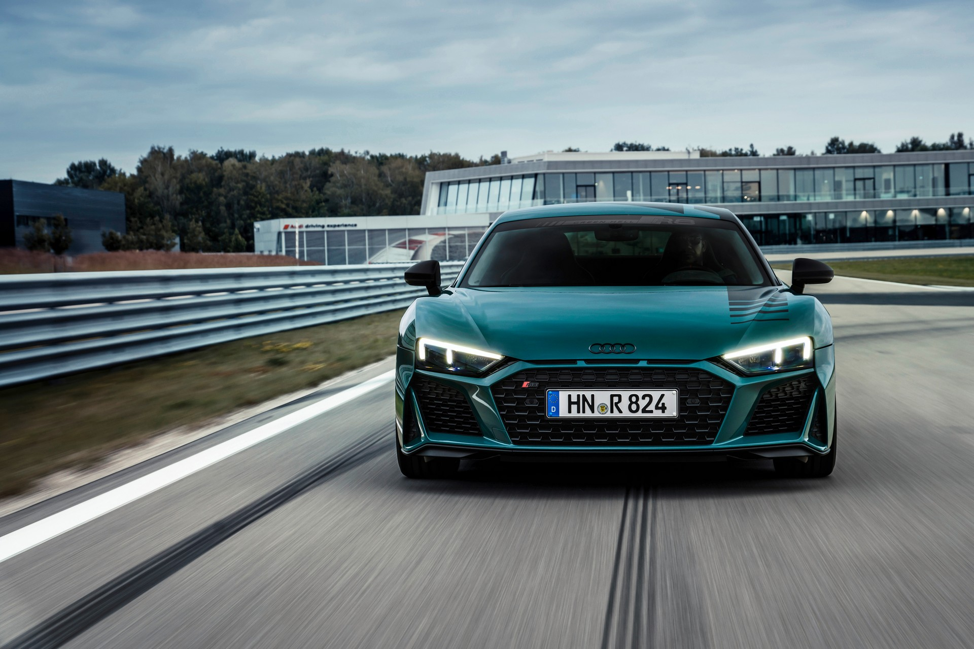 Yeni Audi R8, 2023'te çift turbo V8 ile gelebilir