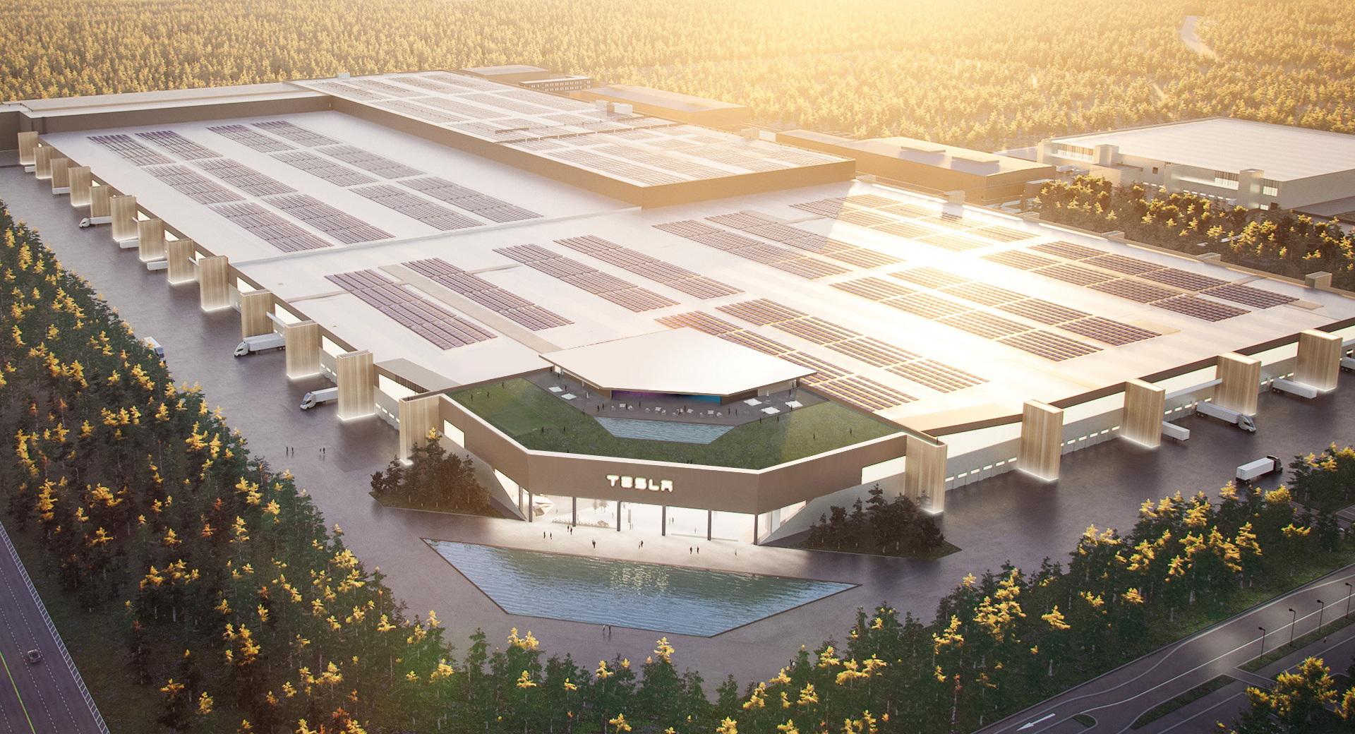 Tesla, Alman fabrikasında Model Y üretimine Kasım veya Aralık ayında başlayacak