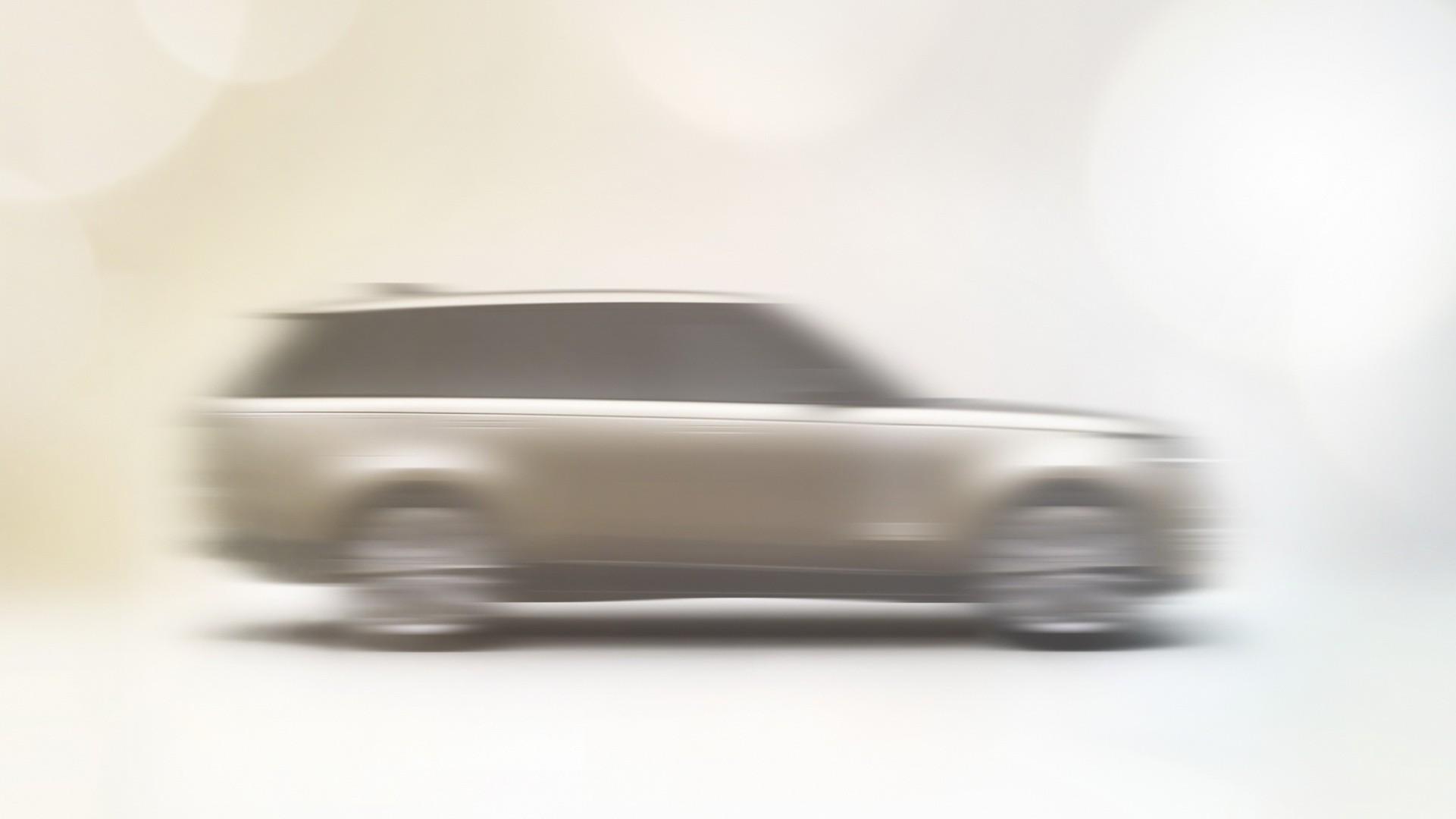 Yeni Range Rover 26 Ekim'de Tanıtılacak